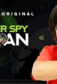 Super Spy Ryan Poster