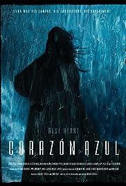 Corazón Azul Poster