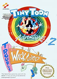 Movie rent download Tiny Toon Adventures 2: Trouble in Wackyland [FullHD]