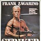 Melonee Rodgers, John Steiner, and Frank Zagarino in Striker (1988)