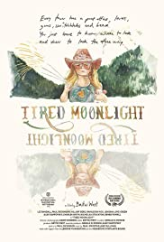 Tired Moonlight Poster