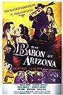 The Baron of Arizona (1950) Poster