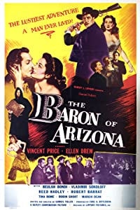 Films mobiles The Baron of Arizona [mpeg] [640x480] [1280x1024] (1950) by Samuel Fuller