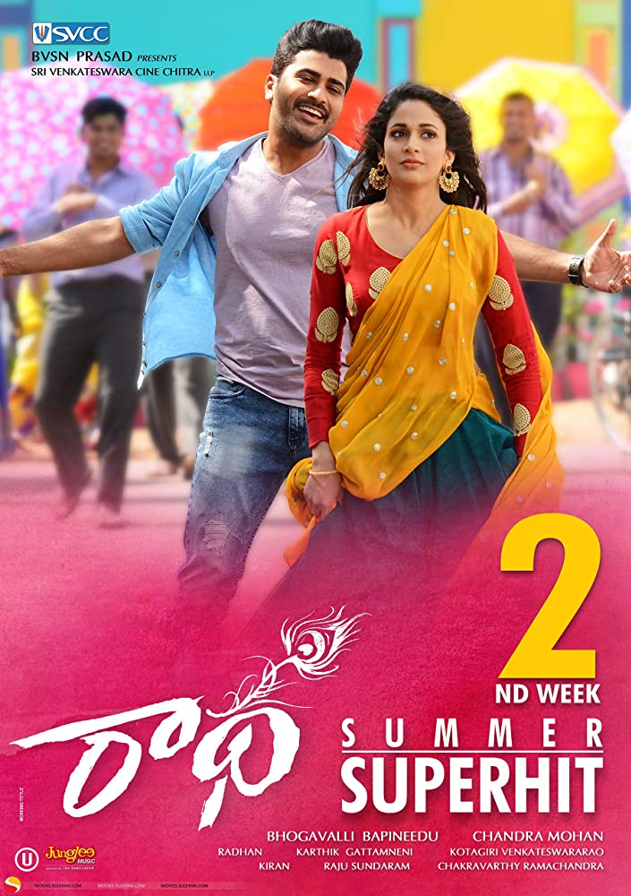 Radha (2017) 720p 1.2GB UNCUT HDRip [Hindi DD 2.0 – Telugu DD 5.1] Esubs MKV