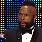 Mr. T in WWE Hall of Fame (2014)