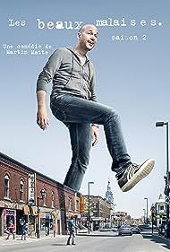 Les beaux malaises (2014) Poster - TV Show Forum, Cast, Reviews