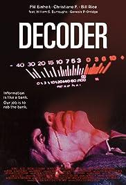 Decoder Poster