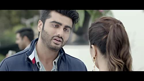 """Madhav meets a girl named Riya and falls in love. After stuggling to convince her to be his girlfriend, she half heartedly agrees to be his """"Half Girlfriend""""."""