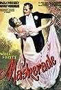 Masquerade in Vienna (1934) Poster