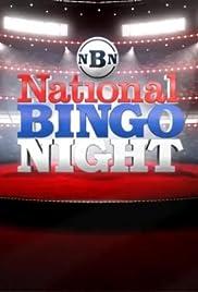 National Bingo Night Poster