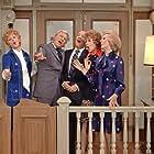 Eddie Albert, Lucille Ball, Vanda Barra, Mary Jane Croft, and Gale Gordon in Here's Lucy (1968)