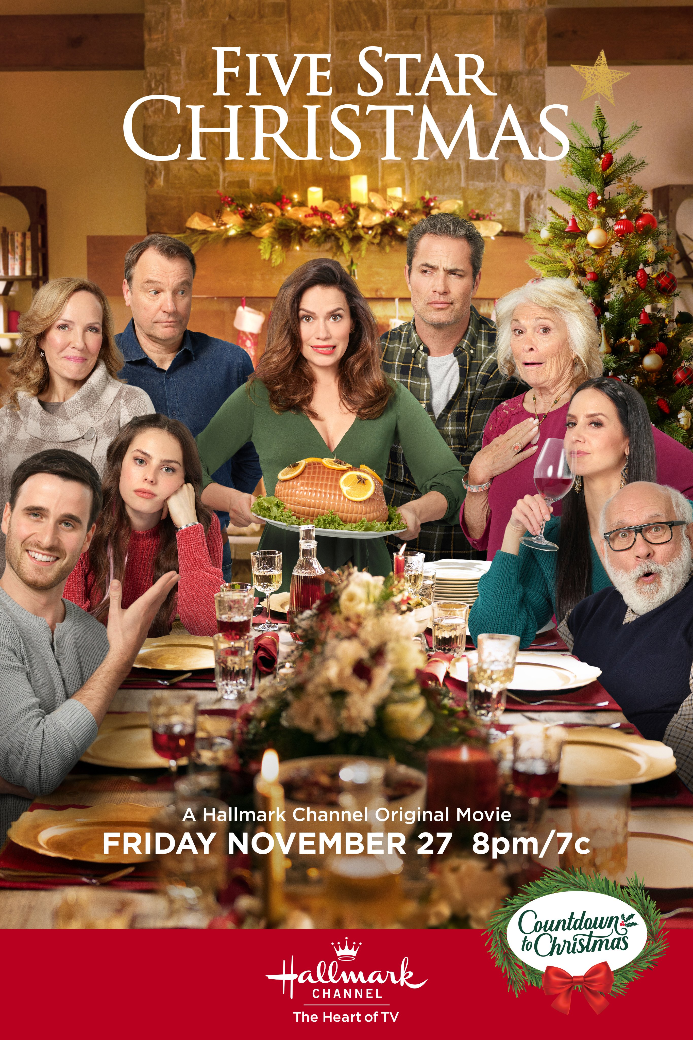 watch Five Star Christmas on soap2day