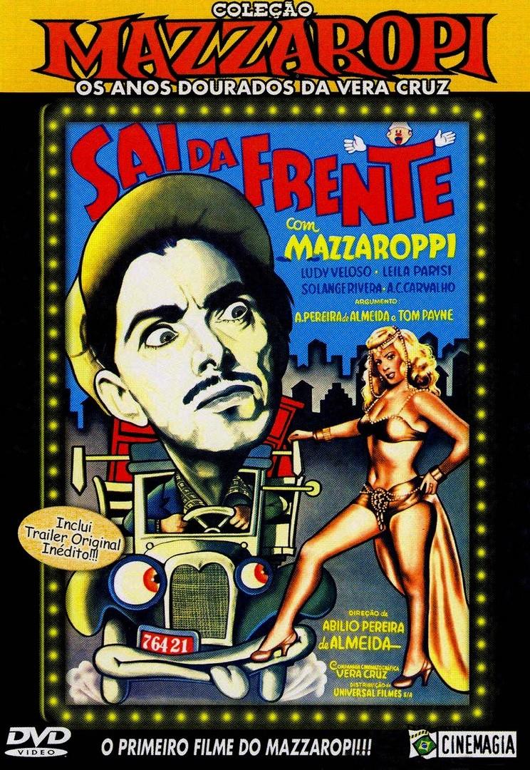 Sai da Frente [Nac] – IMDB 7.0