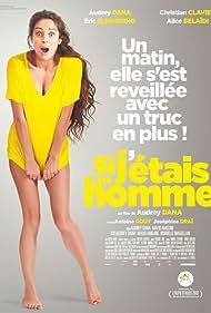 Audrey Dana in Si j'étais un homme (2017)