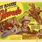 Roy Rogers, George 'Gabby' Hayes, Milburn Stone, and Trigger in Colorado (1940)