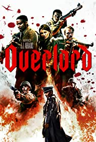Iain De Caestecker, Wyatt Russell, Pilou Asbæk, John Magaro, Jacob Anderson, Jovan Adepo, and Mathilde Ollivier in Overlord (2018)