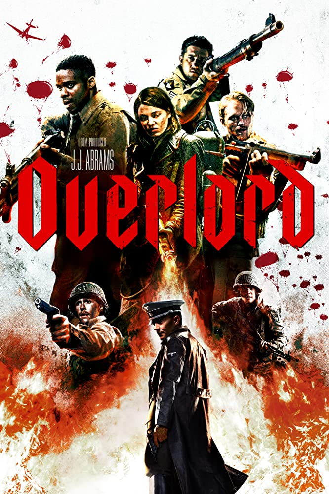 Overlord 2018 Hindi ORG Dual Audio 720p BluRay 900MB ESubs Download