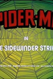 The Sidewinder Strikes! Poster