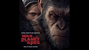 War for the Planet of the Apes: Music for Apes