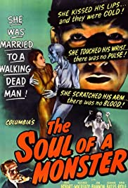 The Soul of a Monster Poster