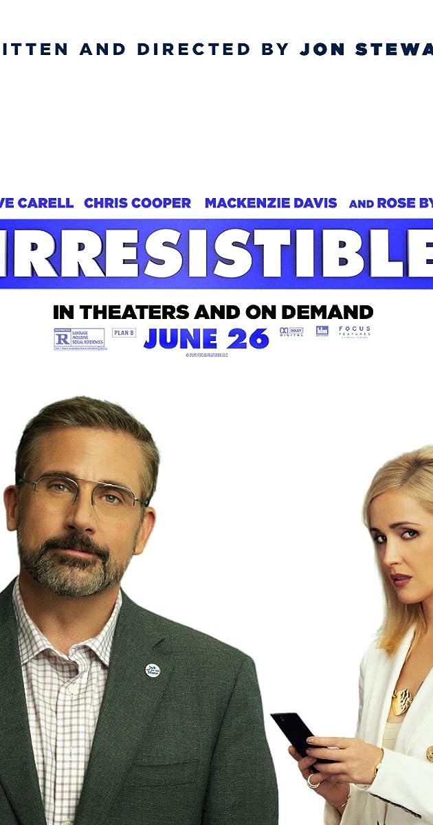 Irresistible (2020) [720p] [WEBRip] [YTS.MX]
