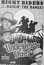 Under Texas Skies Poster