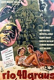 Rio, 40 Graus(1955) Poster - Movie Forum, Cast, Reviews