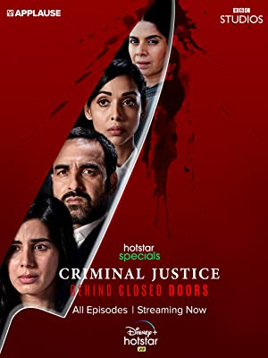 Criminal Justice Season 2 poster