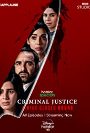 Criminal Justice: Behind Closed Doors Poster