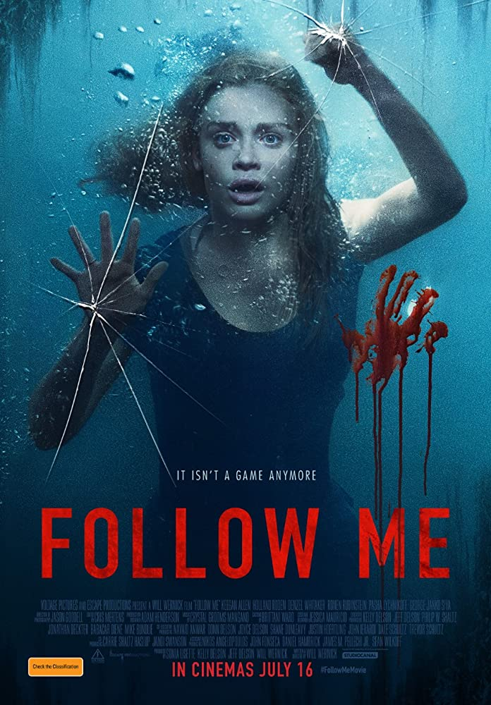 Follow Me 2020 English 720p HDCAM 840MB | 300MB Download