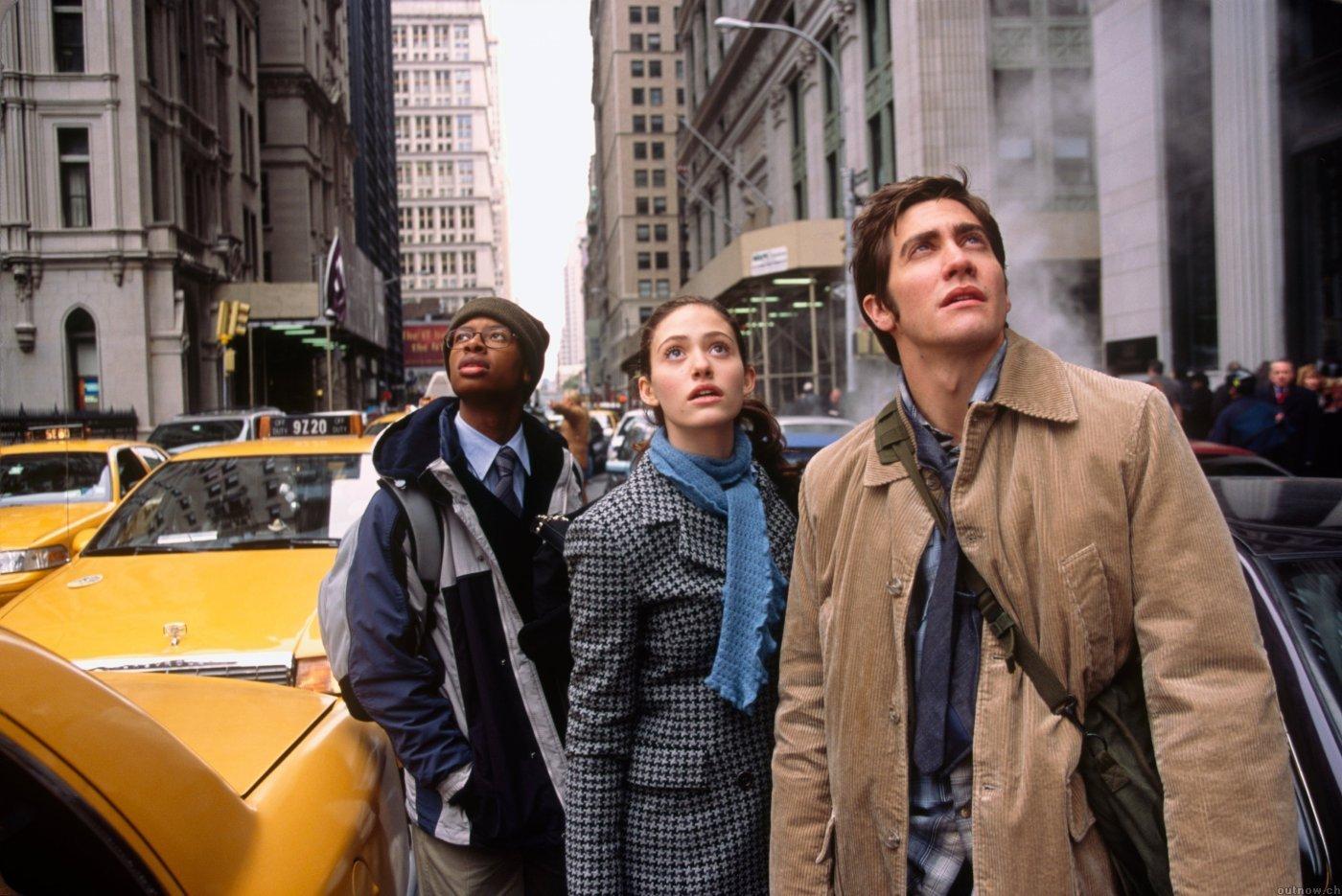 Salah satu adegan di dalam film The Day After Tomorrow