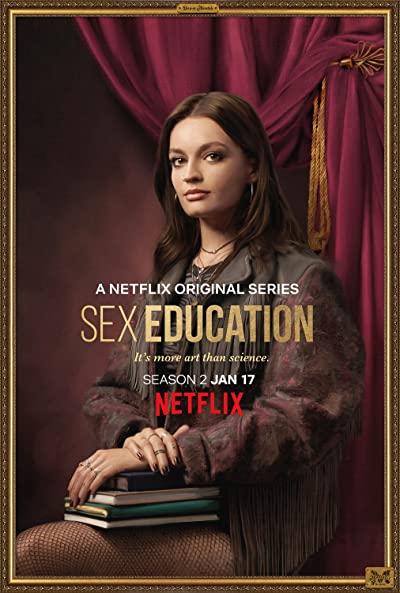 Sex Education Season 02 Complete Hindi Dual Audio Episodes HDRip 720p 480p