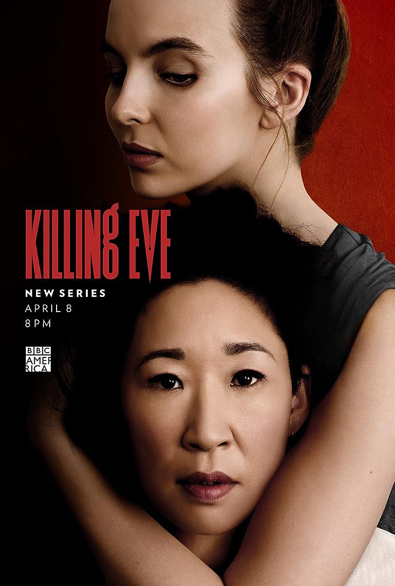 Žudant Ievą 1 sezonas / Killing Eve Season 1 (2018)
