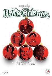 Bing Crosby's White Christmas Poster