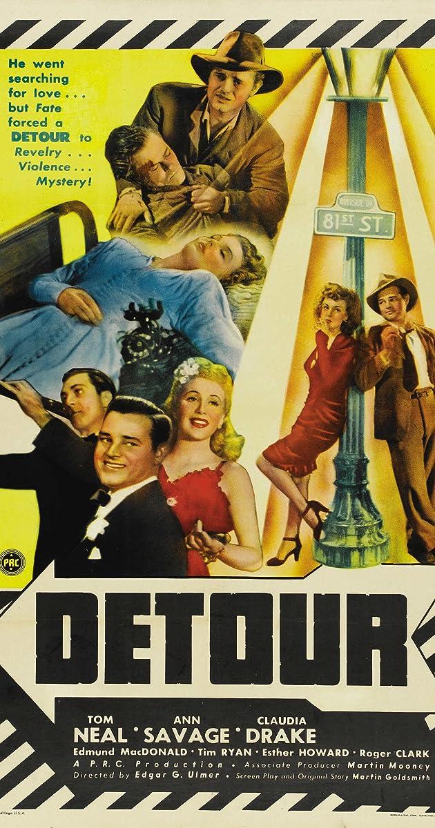 Watch Full HD Movie Detour (1945)