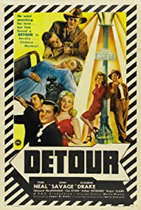 Watches tv movies Detour by Fritz Lang [HDRip]