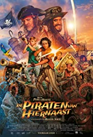 Pirates Down the Street Poster