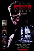 Primary image for Psycho IV: The Beginning
