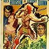 Anthony Quinn, Rock Hudson, Barbara Hale, and Hugh O'Brian in Seminole (1953)