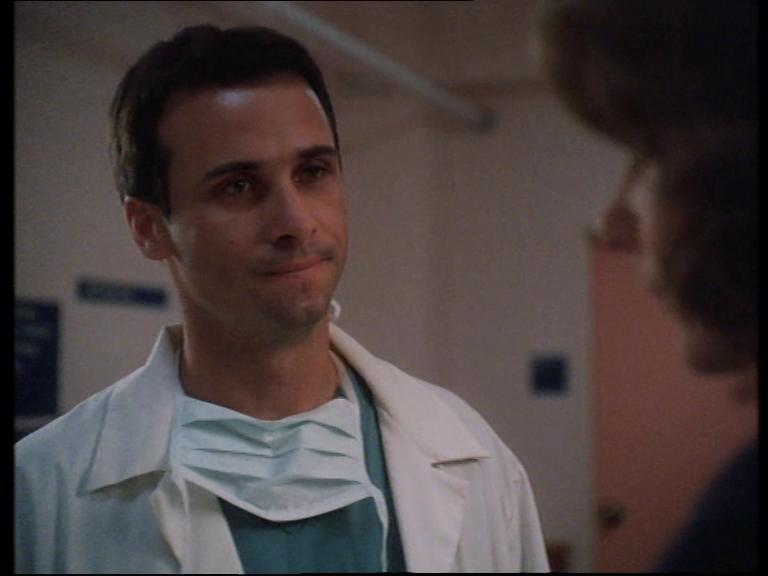 Colin Cunningham in For the Love of Nancy (1994)
