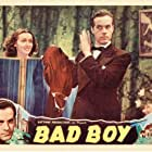Johnny Downs and Rosalind Keith in Bad Boy (1939)