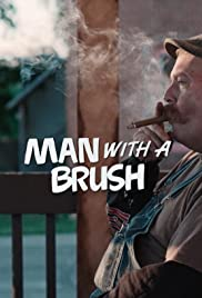 Man with a Brush Poster