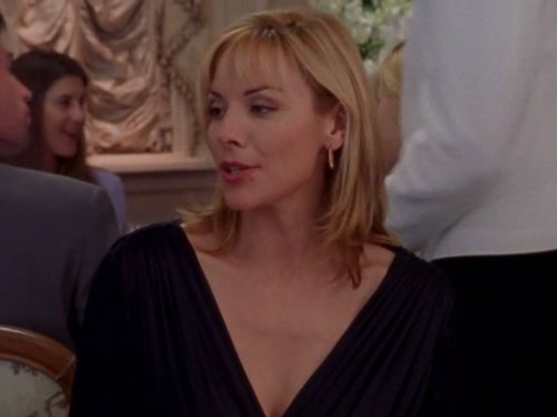 Kim Cattrall in Sex and the City (1998)