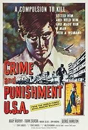 Crime & Punishment, USA Poster
