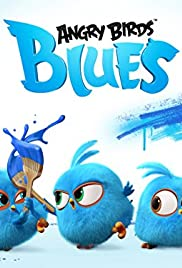 Angry Birds Blues Poster