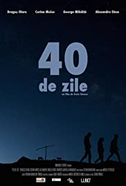 40 days Poster