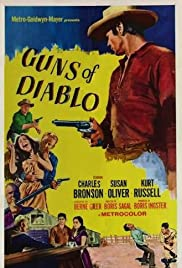 Guns of Diablo (1964) Poster - Movie Forum, Cast, Reviews