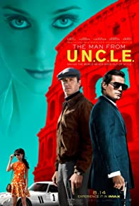 Primary photo for The Man from U.N.C.L.E.: A Higher Class of Hero