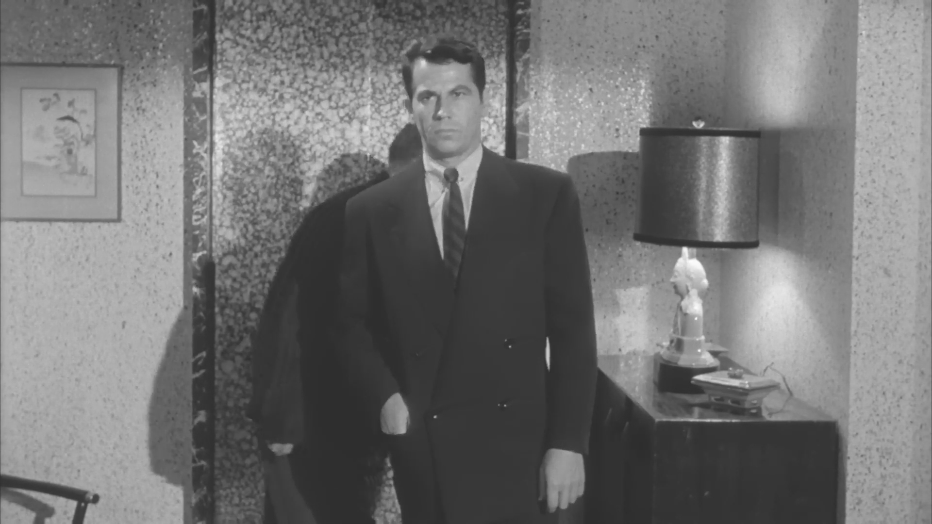 Ron Randell in The She-Creature (1956)