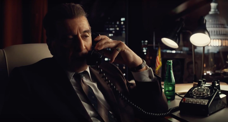 Al Pacino in The Irishman (2019)